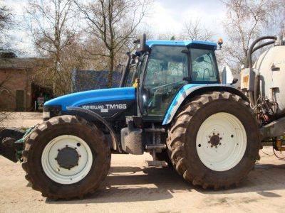 New Holland Tm 165 - 2001
