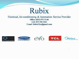 Airconditioning, Electrical ,Automation service provider