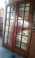 For sale cottage double doors