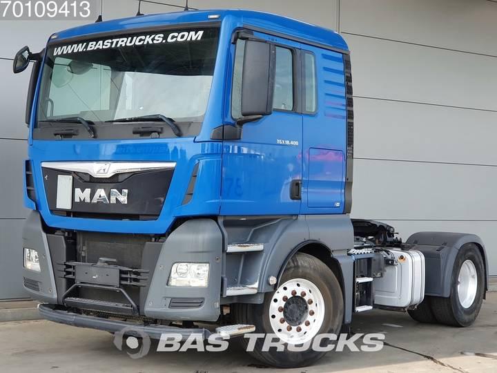 MAN TGX 18.400 XL 4X2 Intarder Hydraulik Euro 6 - 2015