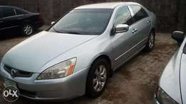 Clean Honda Accord Eod for sell at afordable price