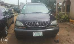 Lexus RX 300 first body for sale