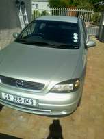 Opel astra 1.8 champagne
