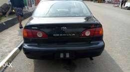 foreign used corolla 2002 For Sale