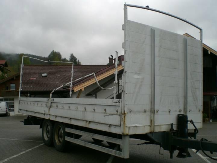 Mueller Mitteltal EAL-TA-F Pritsche Nutzlast 4650 kg - 1990 - image 6