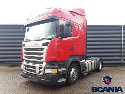 Scania R400 - 2014