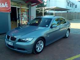 BMW 323i E90 Exclusive very neat low Mileage