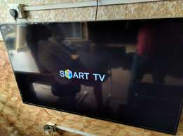 Uk used 50 inches Samsung 3d flat screen tv