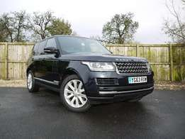 2013 Range Rover Vogue 3.0 diesel* Stunning car*0-60 in 7.9 seconds