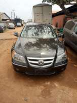 Honda Legend metallic black7