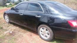 Toyota mark x quick sale!