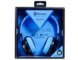 AB-005 Hands-free Wireless Stereo Bluetooth V2.1 Headset + TF Card Slo