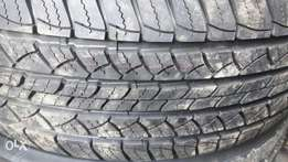265/65R17 brand new michellin tyres HP.