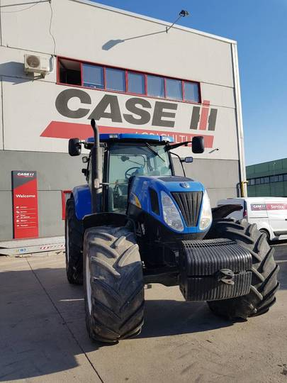 New Holland T 7050 - 2007
