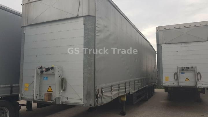 Schmitz Cargobull SCB S3T, Varios, 385/55 22.5, Liftachse - 2014