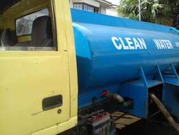 Supply of soft clean water