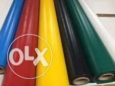 PVC rexine and PVC tarpauline best quality