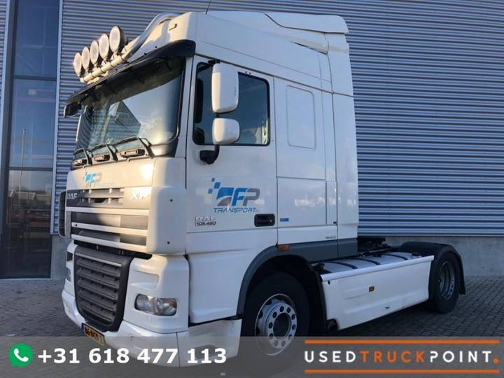 DAF Xf 105.460 Sc Ate / 2013 / Tuv 7-2019 / Nl Truck - 2013