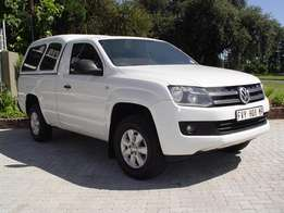2012 Volkswagen Amarok 2.0 TDi Long Wheel Base 6 Speed