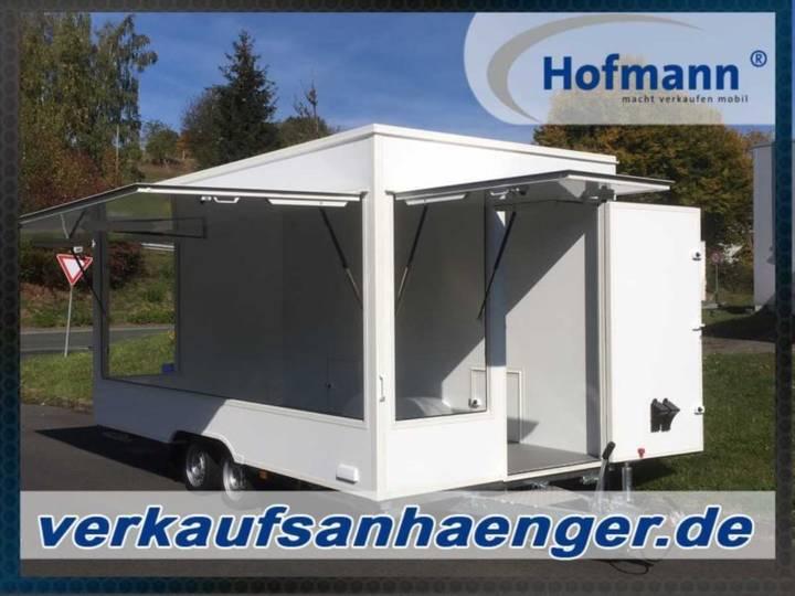 Hofmann anhänger 500x222x230 verkaufsanhänger