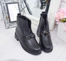 Жіноче зимове взуття еко шкіра 39-40р d48f23a3ca5ec