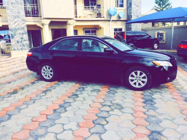 2008 Foreign used Toyota Camry XLE MUSCLE Lekki - image 8