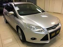 2013 Ford Focus 1.6 Ti Vct Trend