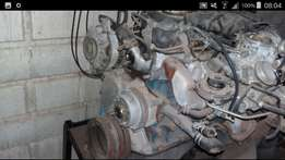 Nissan A15 engine imported by Sump