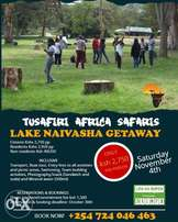 Fun Day in Naivasha 2700kshs