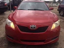 Clean Toyota Camry 2008 Sport Edition modek