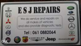 Jeep Chrysler Dodge Spares and services