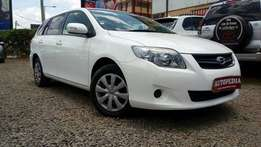 Toyota Fielder Newshape, White, Year 2008, (KCG but Unused locally),15