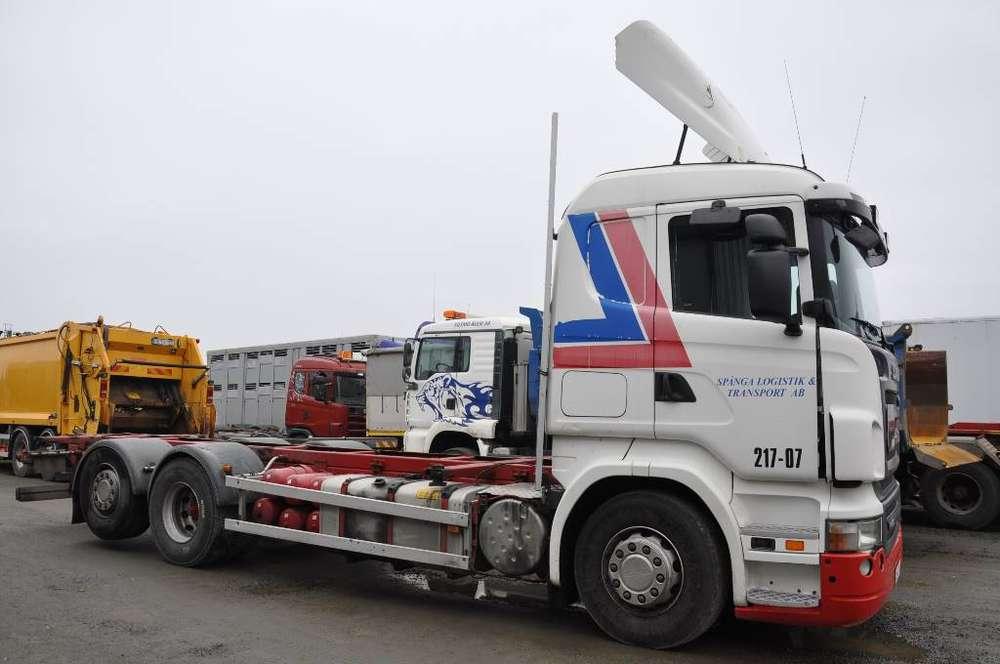 Scania R420 6x2 - 2008