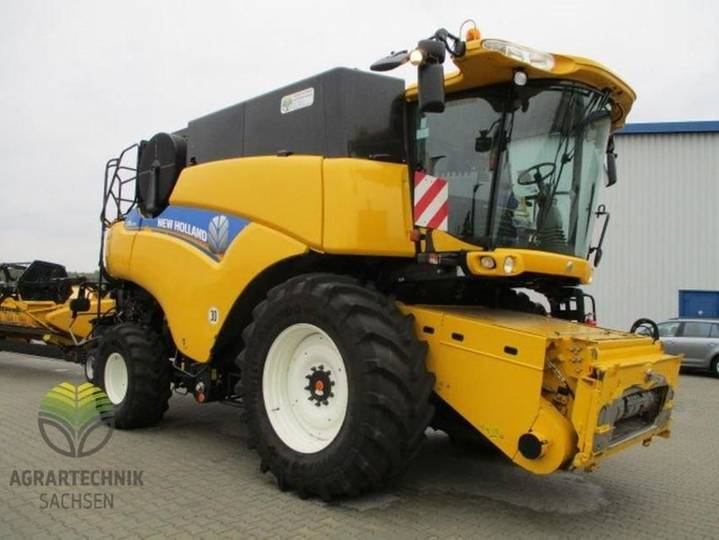 New Holland cr 9090, sonderpreis - 2012