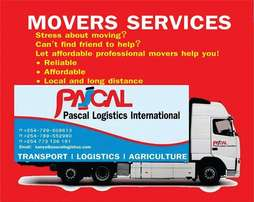 clearing and forwarding cargo services