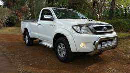 Toyota Hilux Raider 4X4 Sports Package KCK