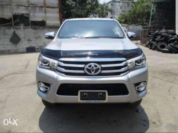 Toyota hilux double cab brand new car Mombasa Island - image 8