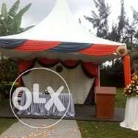 best tents,chairs,tables and decor services