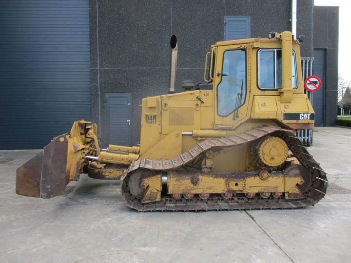 Caterpillar D 4 H Lgp - 1992