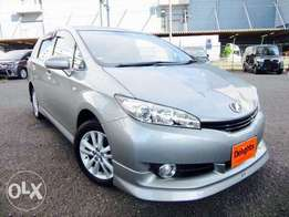 2010 Toyota wish better than fielder allion PREMIO Honda stream Isis