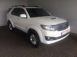 2014 Toyota Fortuner 2.5D-4D 4x2