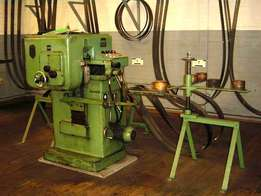 VOLLMER Automatic Swage & Side dressing machine PMH
