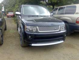 Range Rover Sport 2.7 with facelift