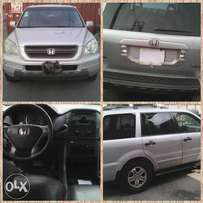 Honda pilot,04/05 model,9ja used;