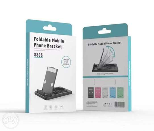 fordable mobile phone bracket