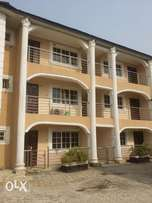 A beautiful blocks of 3bedrm in serviced estate in agungi for rent