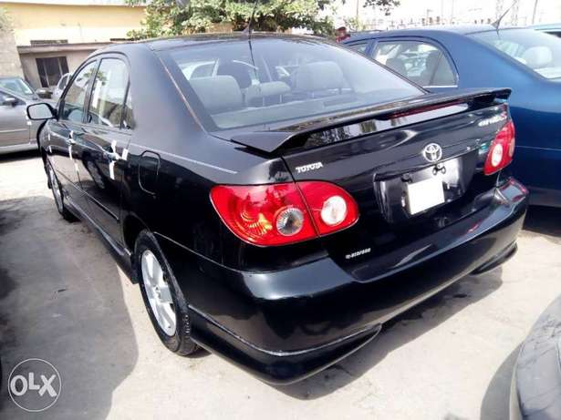 Toks 2007 Toyota sports edition. Negotiable price Lagos Mainland - image 6