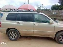 Sharp 05 Toyota Highlander