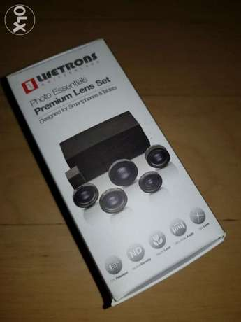 ~ Lifetrons Switzerland ~ *Premium Lens Set*