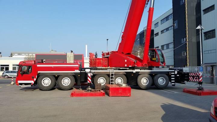 Liebherr LTM 1300-6.2 - 2015